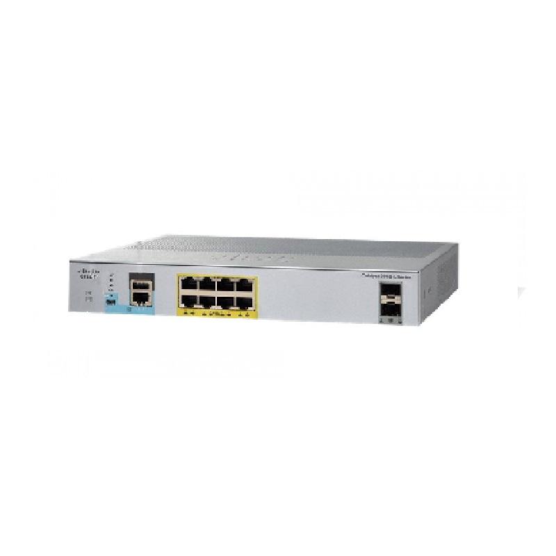 Switch Cisco WS-C2960L-8TS-LL 8 port GigE 2x 1G SFP Lan Lite