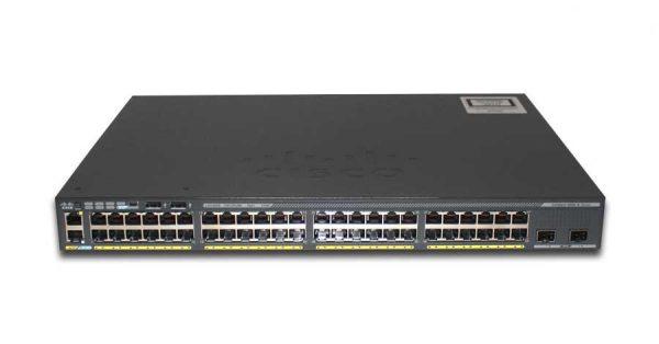 CISCO WS-C2960X-48LPD-L