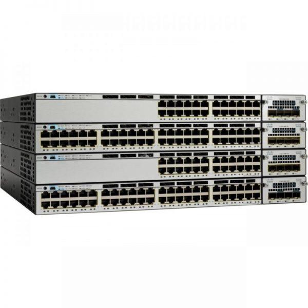 Giới thiệu sơ lược dòng sản phẩm Cisco 3850 switch