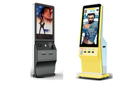 Phân Phối Hệ Thống Máy Lotus Machine - Self Service Kiosk